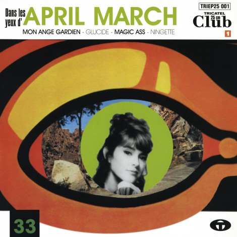 DANS LES YEUX D'APRIL MARCH
