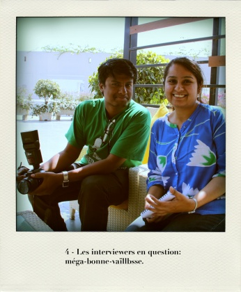 4 - INTERVIEWERS