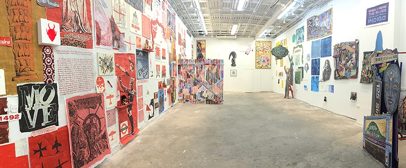 Jean Pierre Muller 7×7 : ColorBox + Red Show In A | Armory Arts Week